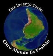 movimientos sociales, otro mundo es posible.