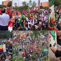 protesta paraguay