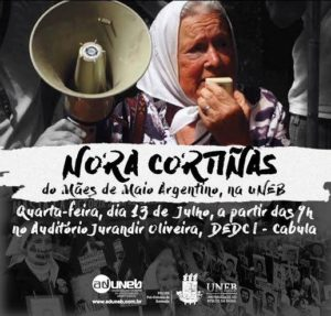 Afiche Nora - UNEB