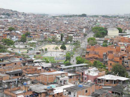 Favela do Complexo da Maré. Foto: Marco Derksen/Flickr/CC